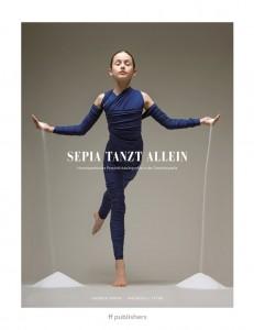 Sepia tanzt allein, Cover_web